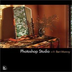 Photoshop Studio with Bert Monroy-cover