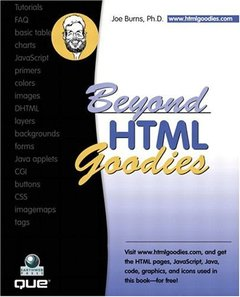 Beyond HTML Goodies-cover