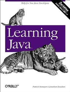 Learning Java, 2/e-cover