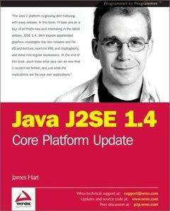 Java J2SE 1.4 Core Platform Update (Paperback)-cover