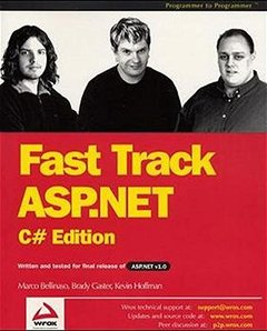 Fast Track ASP.NET-cover