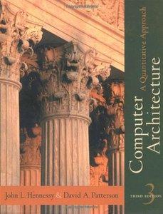 Computer Architecture: A Quantitative Approach, 3/e(精裝本)-cover