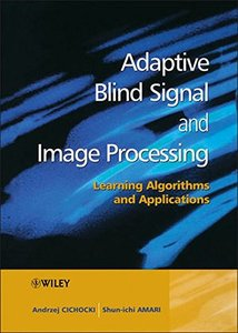 Adaptive Blind Signal and Image Processing (Hardcover)-cover