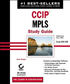 CCIP: MPLS Study Guide-cover