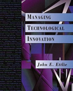 Managing Technological Innovation-cover