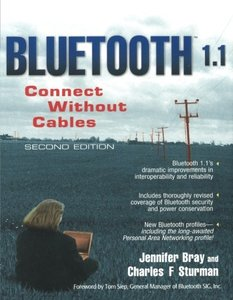 Bluetooth 1.1: Connect Without Cables, 2/e-cover