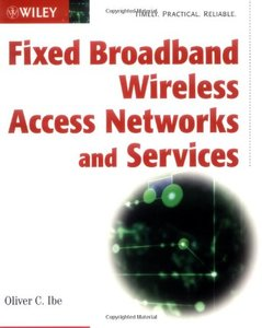 Fixed Broadband Wireless Access Networks and Services-cover