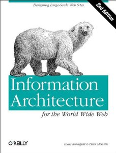 Information Architecture for the World Wide Web, 2/e-cover