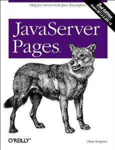 JavaServer Pages, 2/e (Paperback)-cover