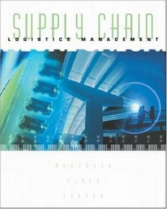 Supply Chain Logistics Management-cover