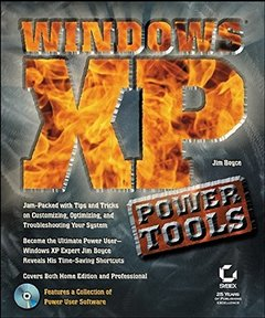 Windows XP Power Tools-cover