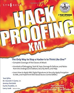 Hack Proofing XML-cover