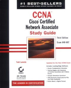 CCNA: Cisco Certified Network Associate Study Guide, 3/e-cover