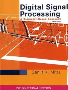 Digital Signal Processing: A Computer-Based Approach, 2/e-cover