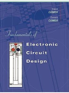 Fundamentals of Electronic Circuit Design-cover