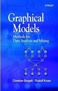 Graphical Models : Methods for Data Analysis and Mining (Hardcover)-cover