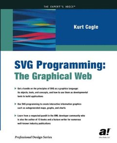 SVG Programming: The Graphical Web-cover
