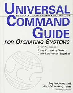 Universal Command Guide: For Operating Systems-cover