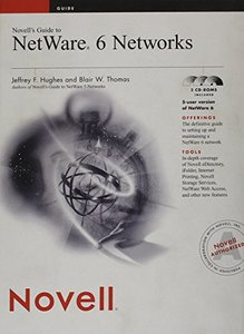 Novell's Guide to NetWare 6 Networks-cover
