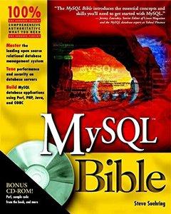 MySQL Bible-cover