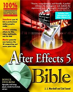 After Effects 5 Bible-cover