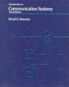 Introduction to Communication Systems, 3/e-cover