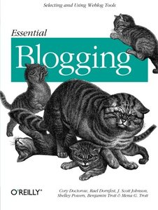 Essential Blogging-cover