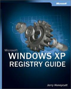 Microsoft Windows XP Registry Guide-cover