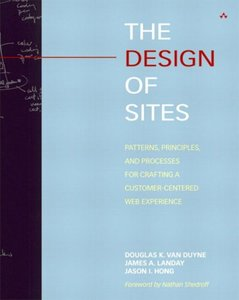 The Design of Sites: Patterns, Principles, and Processes for Crafting a Customer-cover