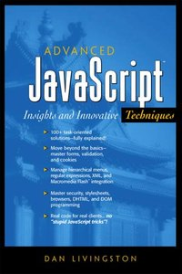 Advanced JavaScript: Insights and Innovative Techniques-cover
