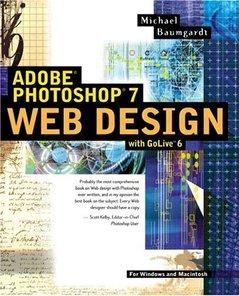 Adobe Photoshop 7 Web Design (Paperback)-cover