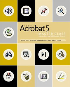 Adobe Acrobat 5 Master Class (Paperback)-cover