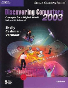 Discovering Computers 2003: Complete Concepts and Techniques-cover