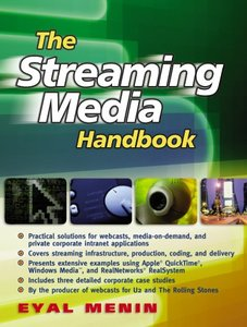 The Streaming Media Handbook (Paperback)-cover