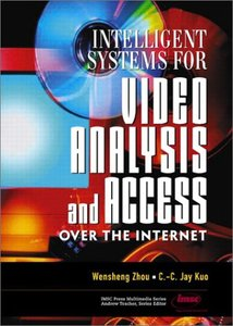 Intelligent Systems for Video Analysis and Access Over the Internet-cover