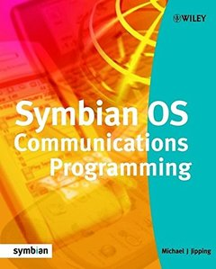 Symbian OS Communications Programming-cover