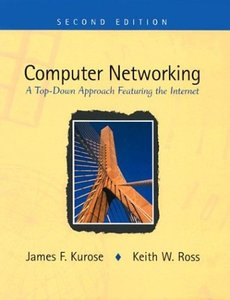 Computer Networking: A Top-Down Approach Featuring the Internet, 2/e (精裝)-cover