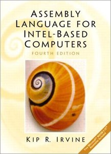 Assembly Language for Intel-Based Computers, 4/e (精裝版)-cover