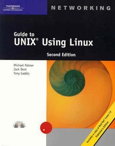 Guide to Unix Using Linux, 2/e-cover