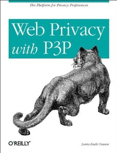 Web Privacy with P3P-cover