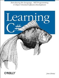 Learning C#-cover