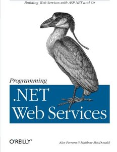 Programming .NET Web Services-cover