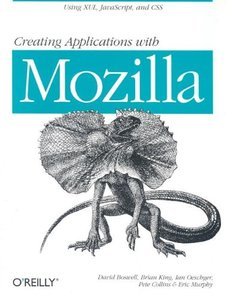 Creating Applications with Mozilla-cover