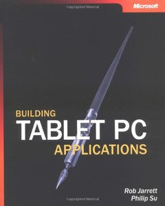 Building Tablet PC Applications-cover