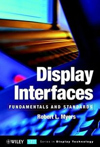 Display Interfaces: Fundamentals & Standards (Hardcover)-cover