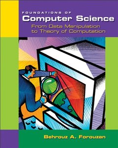 Foundations of Computer Science-cover