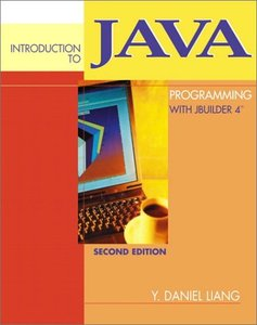 Introduction to Java Programming with JBuilder 4/5/6/7, 2/e-cover