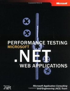 Performance Testing Microsoft .NET Web Applications-cover