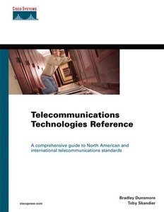 Telecommunications Technologies Reference-cover