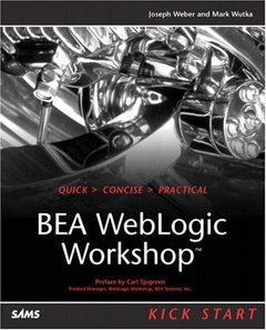 BEA WebLogic Workshop Kick Start